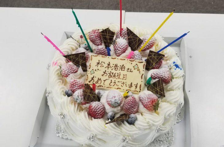 ★BIRTHDAYサプライズ★