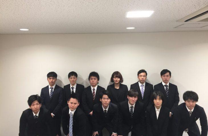 2018年新卒入社式