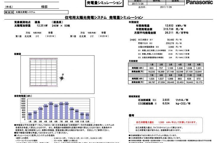 メンテナンス日記vol.86(徳島県M様邸)