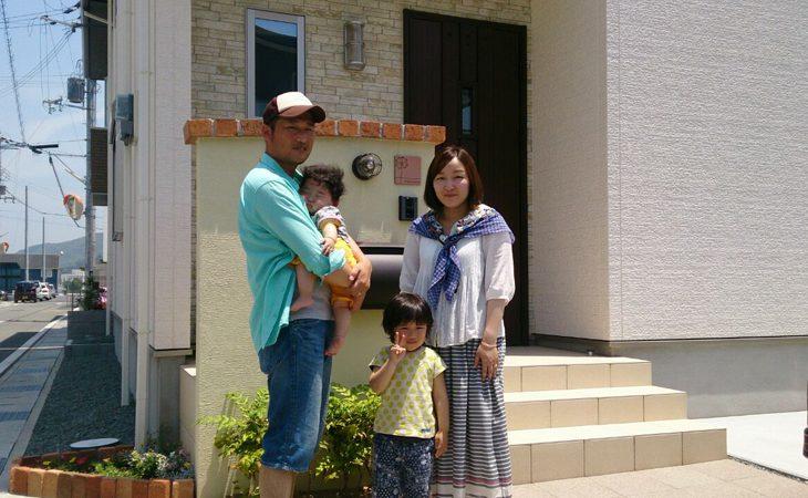 兵庫県たつの市W様邸の太陽光取り付け工事を行いました。