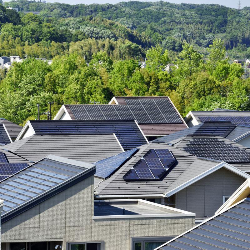 2050年、太陽光発電システム主力電源化!